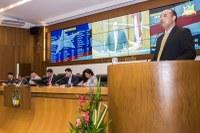 A pedido de Roberto Costa, Assembleia homenageia membros do Conselho Nacional da Juventude